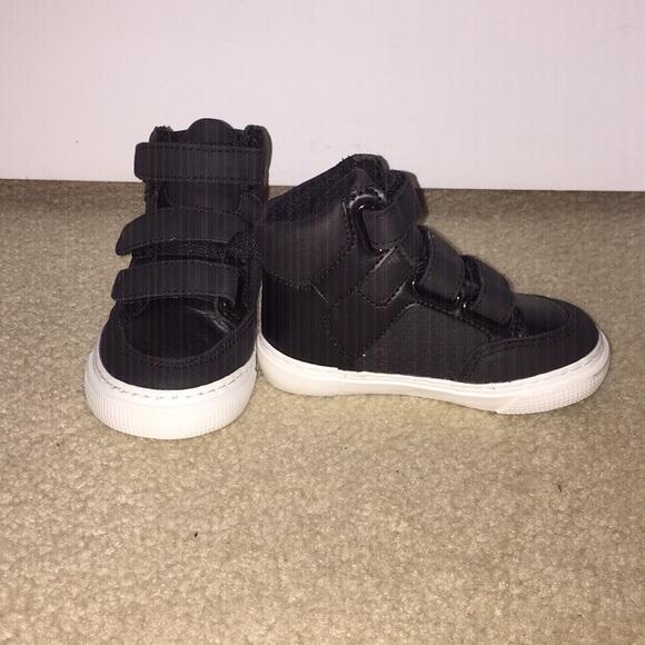 GAP Shoes | Toddler Boys Gap Black High